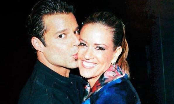 Rebecca de Alba confiesa ¡que perdió un bebé de Ricky Martin! (VIDEO)