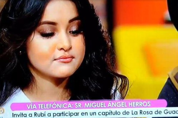 ¡Indignada! RubÍ se ofende porque la invitan a grabar 'La Rosa de Guadalupe' (VIDEO)